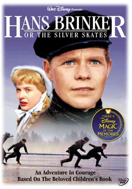 HANS BRINKER OR THE SILVER SKATES BY SEANDER,RONY (DVD)