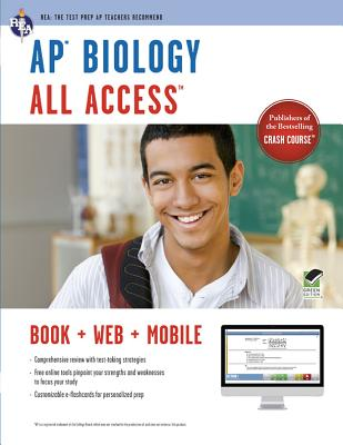 AP Biology All Access By Slack, Amy/ Kinard, Melissa